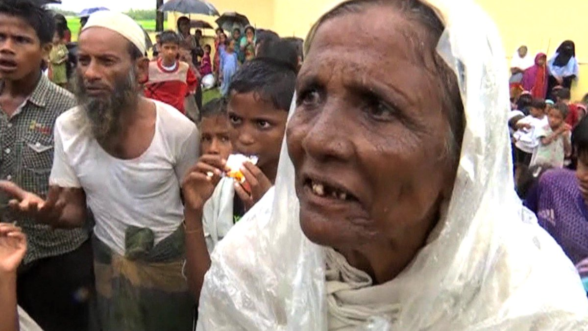Indian Government Moves to Deport Rohingya Refugees Amid Ethnic Cleansing https://t.co/O38VXGtLh3 #Rohingya