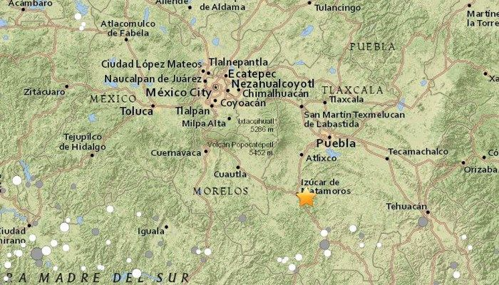 Powerful earthquake jolts Mexico, sways buildings in capital #wmc5 >>https://t.co/eERvRNWILA