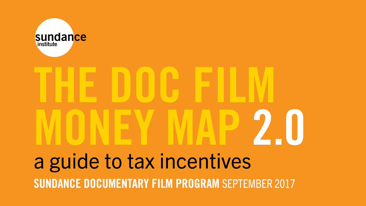Sundance Institute On Twitter Doc Film Money Map A New - Us map doc