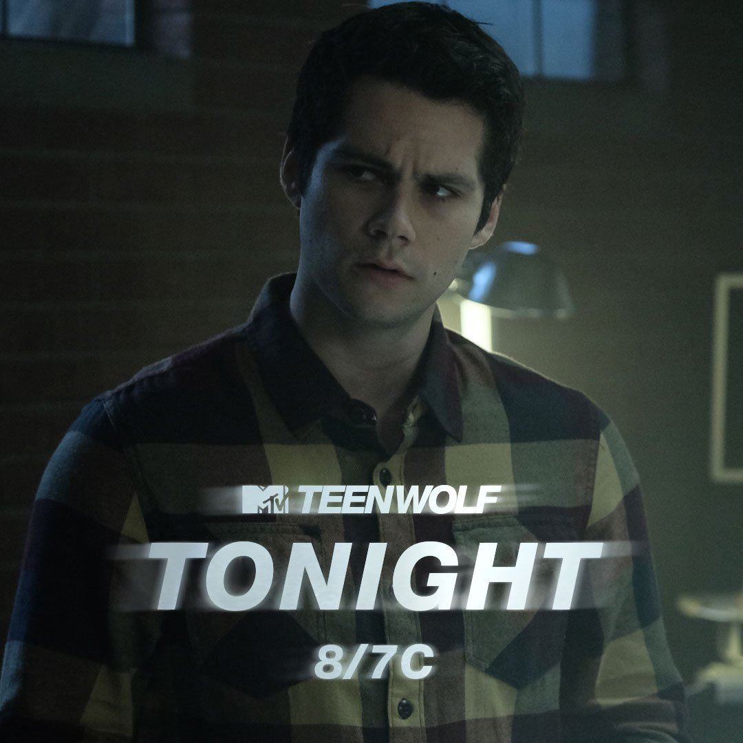 If you need me, I'll be in my bed sobbing the entire day because the series finale of #TeenWolf is TONIGHT at 8/7c.