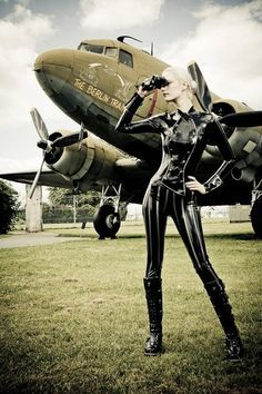 """""""You haven't seen a tree until you've seen its shadow from the sky."""" -Amelia Earhart #Pilot #DieselPunk #Aviation #Steampunk"""