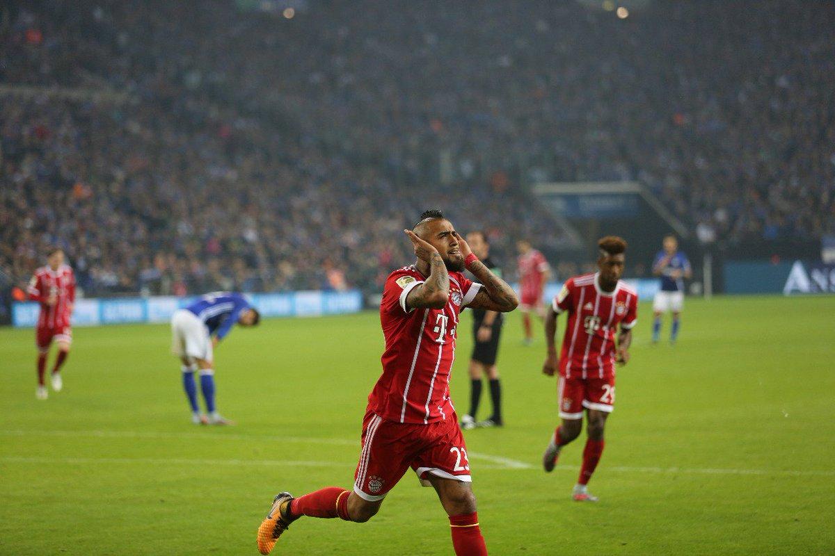 Шальке - Бавария 0:3. Дело было сделано еще до выхода Коноплянки - изображение 2