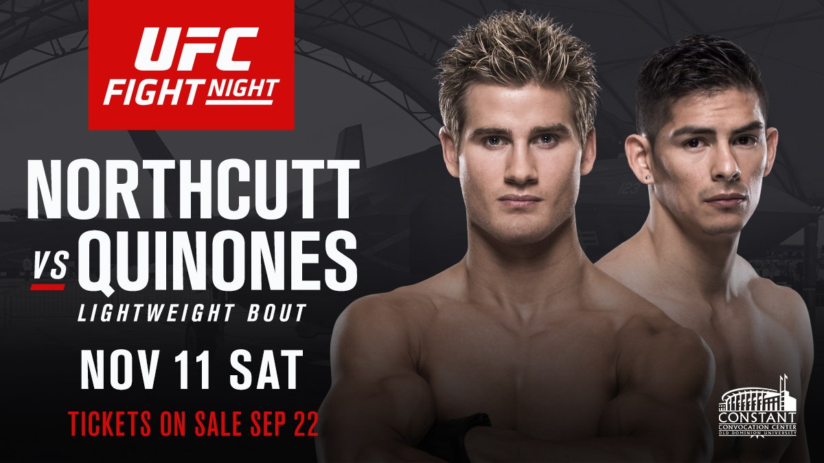 Image result for quinones northcutt