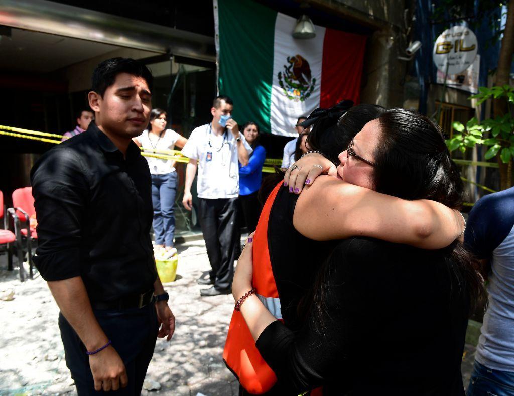 El mundo ofrece solidaridad a México tras el poderoso sismo de 7,1  https://t.co/hgbQpFAjXQ https://t.co/s9eyHCScwa