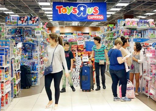 Toys 'R' Us files for bankruptcy, but keeps stores open #wmc5 >>https://t.co/zUDmn4iDCB