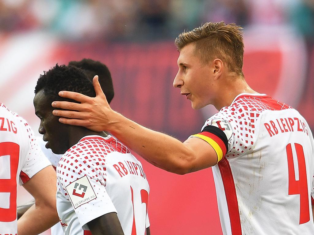 Video: Augsburg vs RB Leipzig