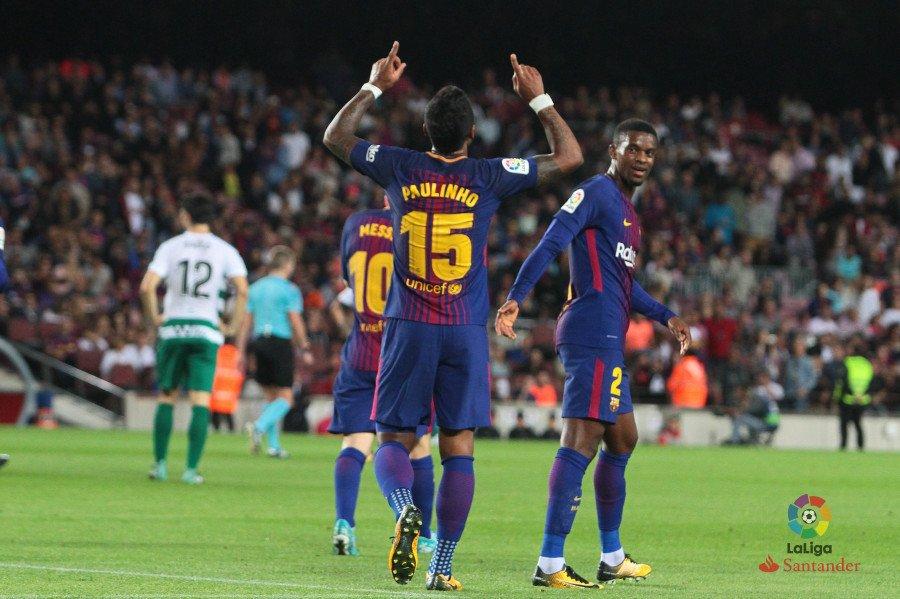 Месси возглавил список нападающих чемпионата Испании