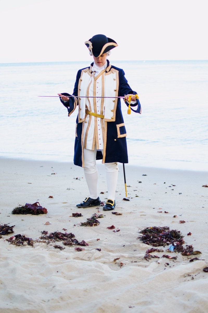 Talk Like a Pirate Day, you say? Interesting....very interesting.... ~ Commodore Norrington #cosplay #TalkLikeAPirateDay #PiratesLife <br>http://pic.twitter.com/8Q1VqrXphy
