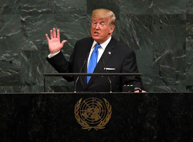 """RT: @efectococuyo :Donald Trump sobre Venezuela: """"Queremos que el régimen rinda cuentas"""""""