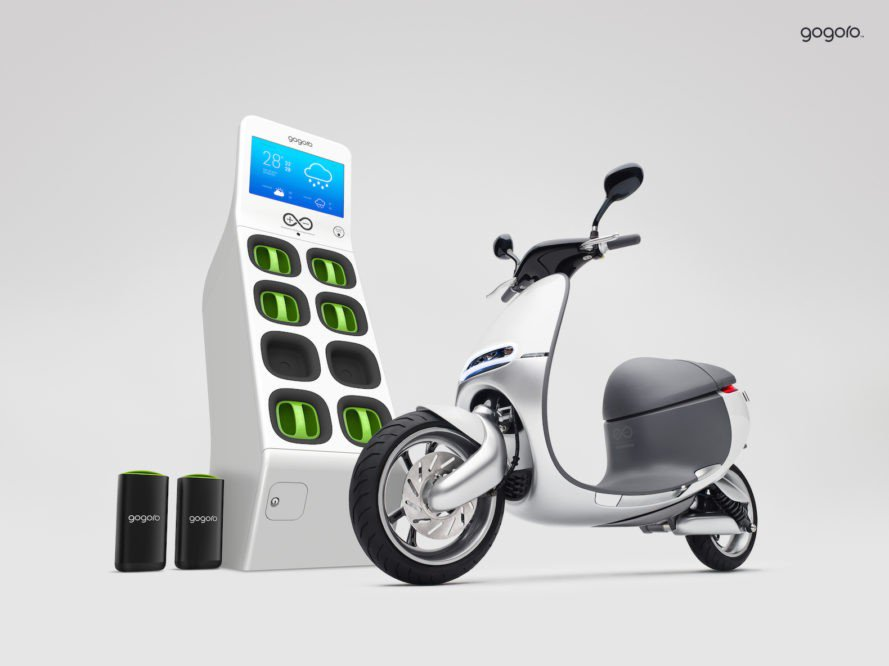 Gogoro revs up Smartscooter expansion with $300 million in new funding https://t.co/vaR0BakBEL