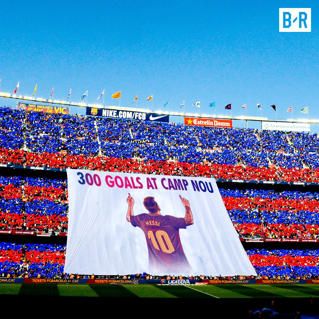 There\'s no place like home for Lionel Messi 🙌