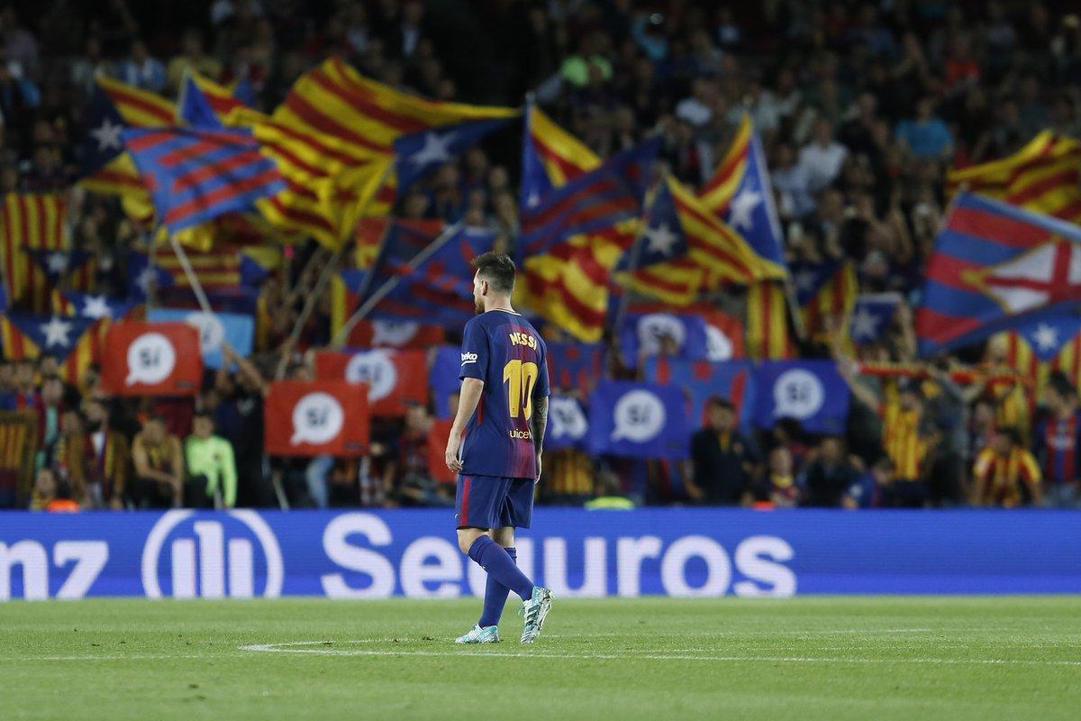 Барселона - Ейбар 6:1. Чотири голи Мессі й ефективність ротації - изображение 6