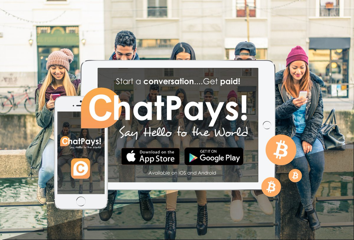 chatpays hashtag on Twitter