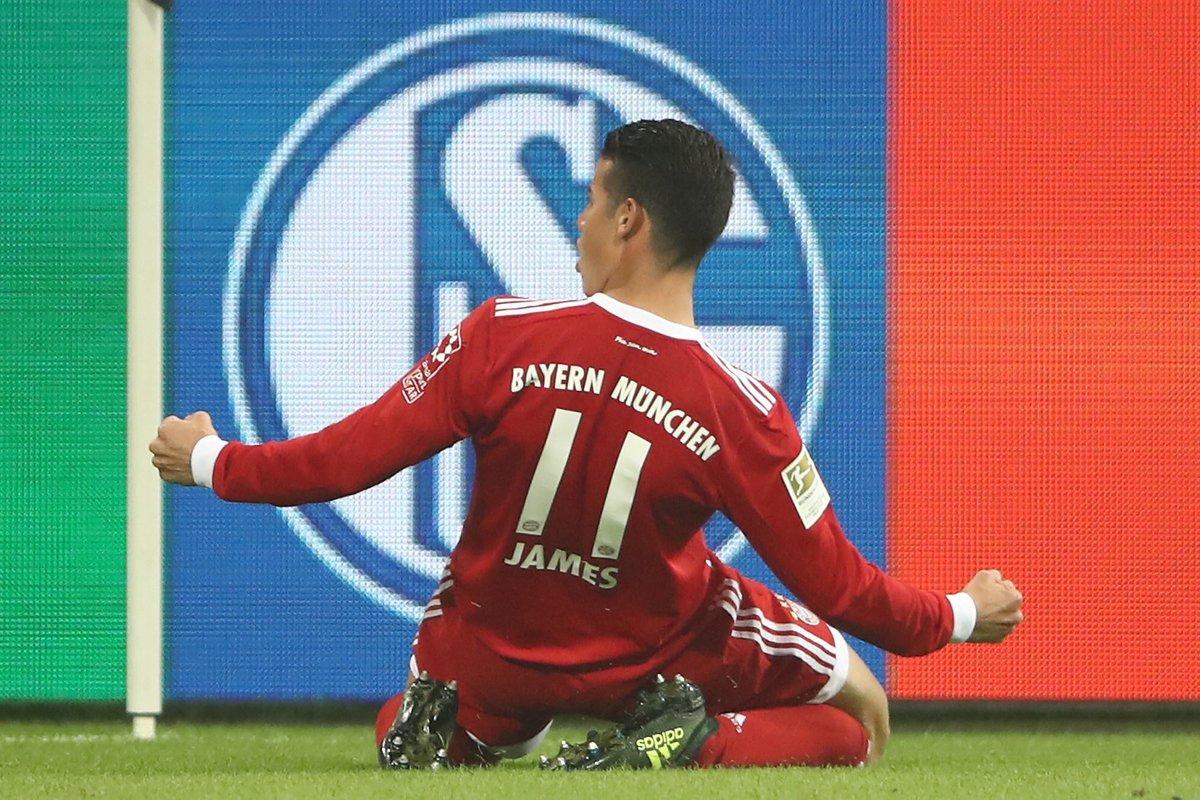 Шальке – Бавария 0:3 Видео голов и обзор матча