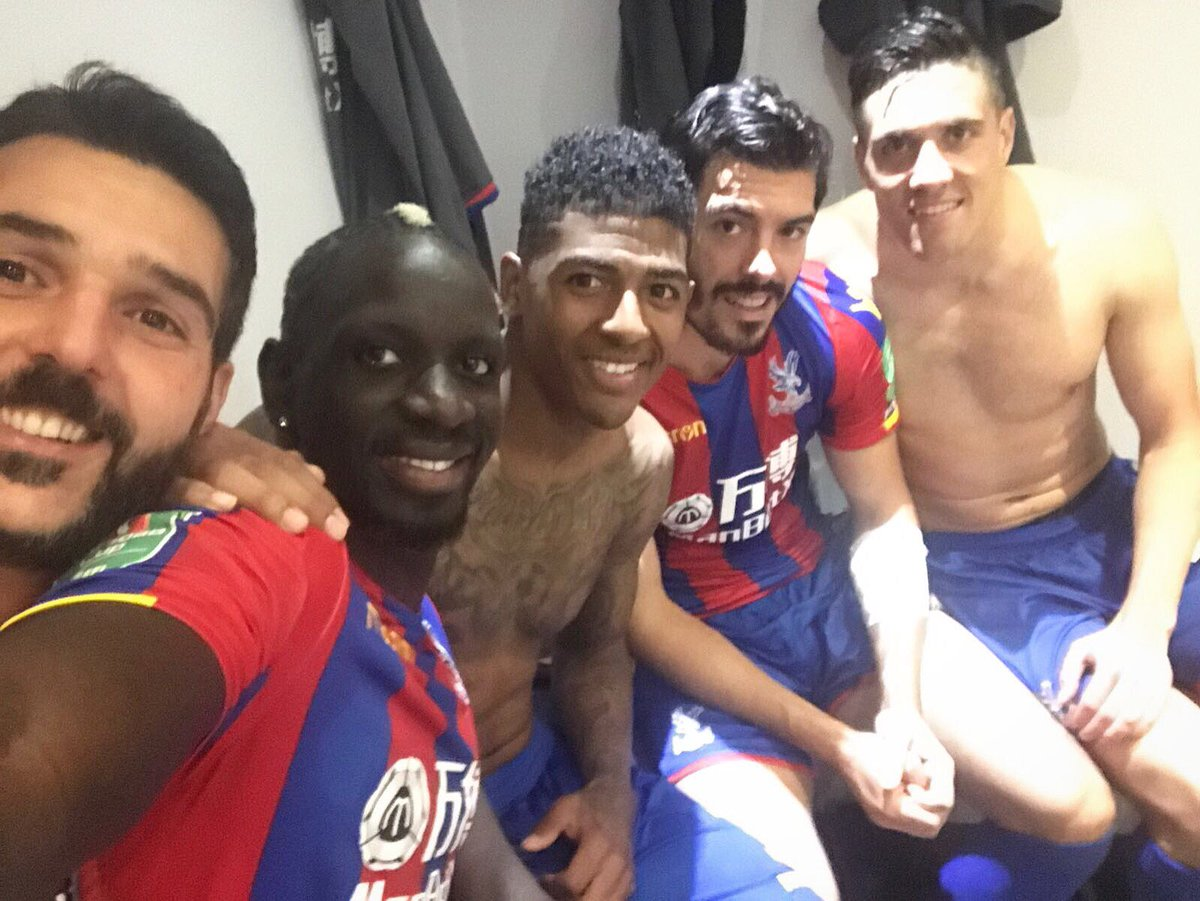 Clean Sheet !!! Thank you for you support tonight  #CPFCFamily #CPFC <br>http://pic.twitter.com/I00kDyExFR