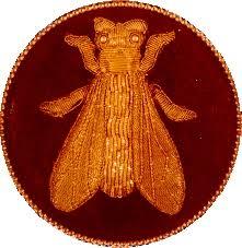 Резултат с изображение за napoleon bonaparte bee symbol