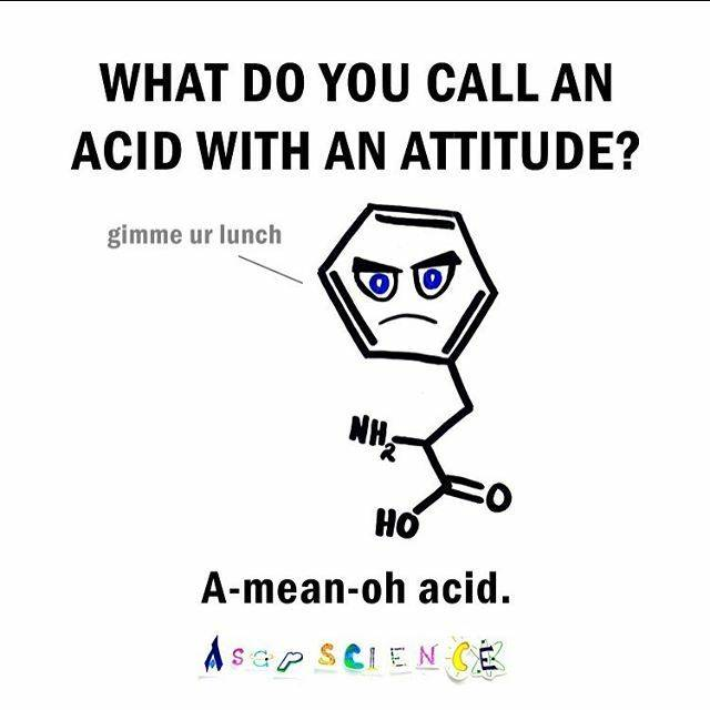What do you call an acid with an attitude? #stupidquestionsforscientists https://t.co/2cLx5RpaYC