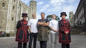 @GrownUpMallows @BBCGoodFoodShow this #weekend launch #Feast #toweroflondon #First #foodanddrink #event in the dry #moat #FeastKitchen<br>http://pic.twitter.com/eKKFTYUJnd