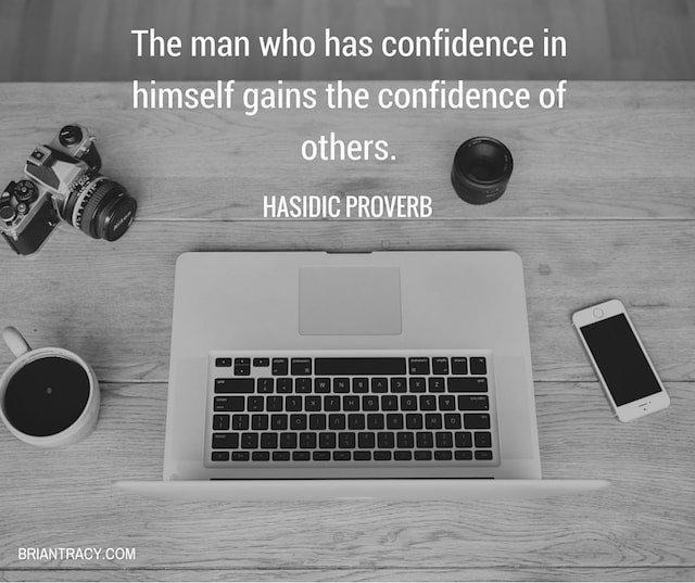 """The Man Who Has #Confidence In Himself Gains The Confidence Of Others."" #wedesdaywisdom #selfconfidence #Anvesh<br>http://pic.twitter.com/14SjpFV7PB"