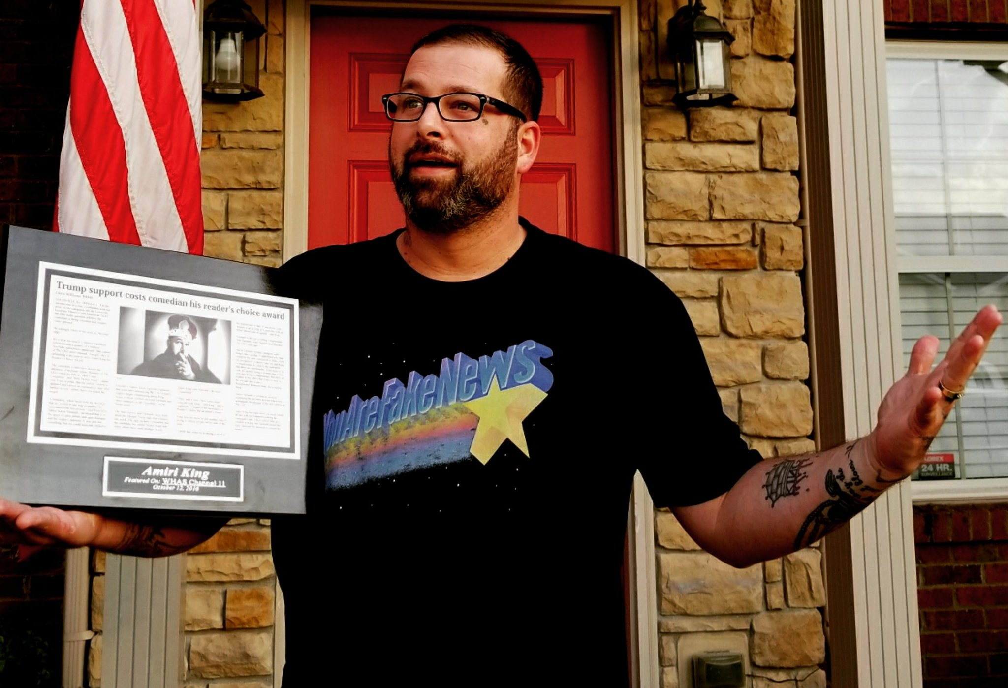 Amiri King On Twitter To Order This Shirt And Support Veteran