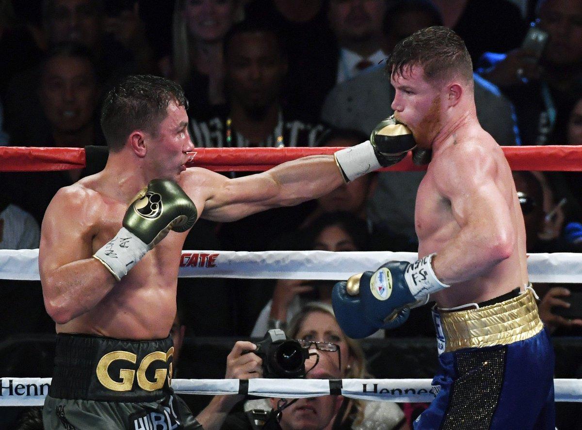 Canelo vs. GGG rematch discussions are underway, per @danrafaelespn