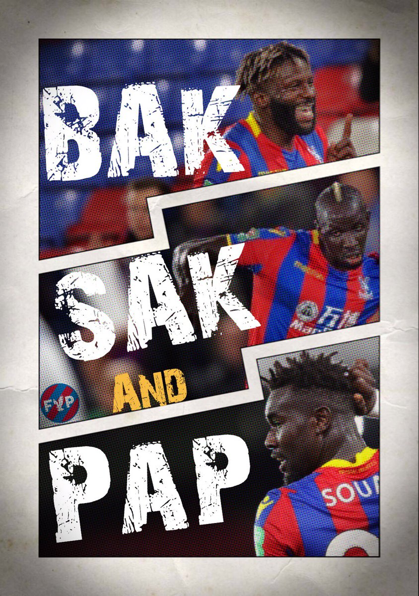 Morning! Last night&#39;s 1-0 win over Huddersfield was a roaring success in many aspects!#cpfc <br>http://pic.twitter.com/qKYGB0pWup