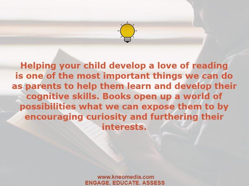 5 Surefire Ways to Ensure Your #Child's #Academic Success #5: Encourage your child to #read.  #education #edtech #edchat #parents #tips $KNM<br>http://pic.twitter.com/dajYJxspoX