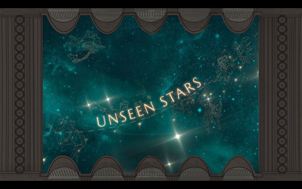 "Tonight we unveiled ""Unseen Stars"", celebrating women of science, on NYC&#39;s Grand Central Terminal ceiling. #ge #BalanceTheEquation<br>http://pic.twitter.com/ivZDhP70OX"