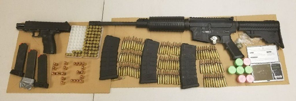 Bronx Car Stop Nets Illegal Guns and Drugs - https://t.co/TPRqABqwAA