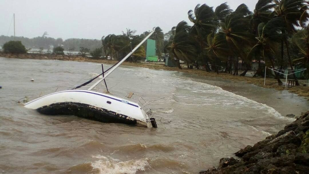 Hurricane Maria continues to strengthen as Category 5 storm; wind speeds up to 175 https://t.co/cM7IHESlW1