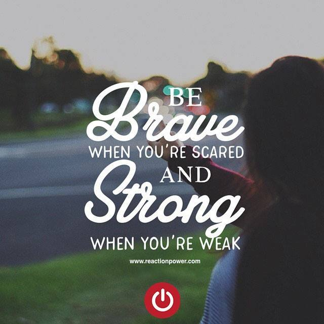 You are braver than you believe…  http:// fb.me/PA079cYK  &nbsp;    #PowerLife #Courage #BelieveInYourself #TuesdayMotivation<br>http://pic.twitter.com/jxlnbswZZ3