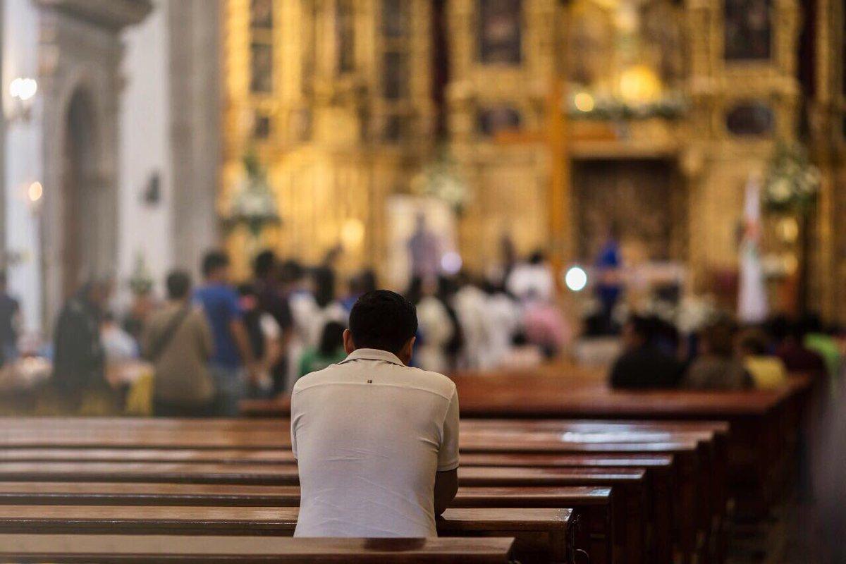 Nos unimos en oración por nuestros hermanos de México.