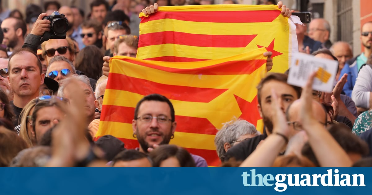 \'They\'ve called me a traitor\': Catalans divided as independence vote nears