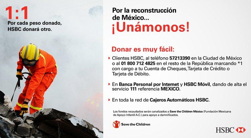 Hsbc México On Twitter Hola Sam Por El Momento Solo Se Han