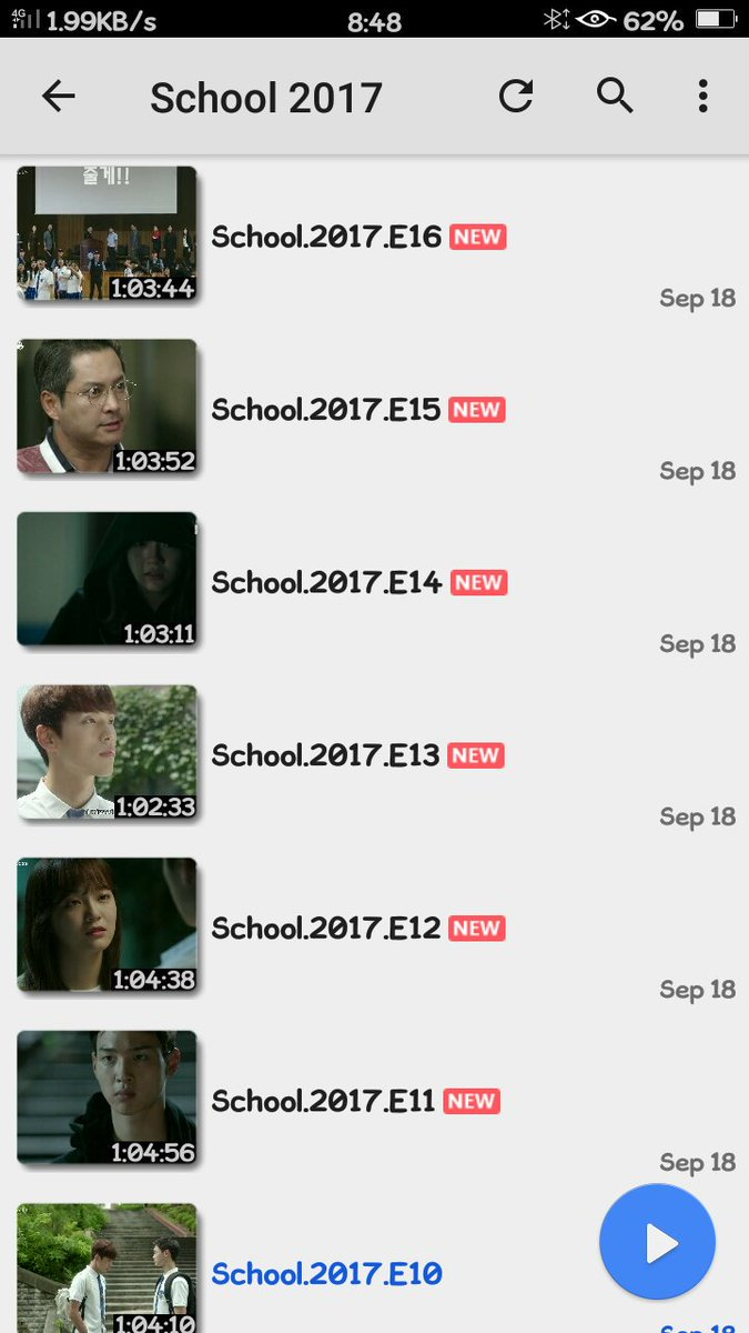 #School2017 #KimSejeong New K drama to watch. Heard Boys In luv was played hear @BTS_twt https://t.co/y27PmgcOLr