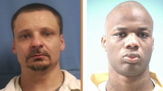 BREAKING: One of the two escaped MS inmates has been captured #wmc5 >>https://t.co/5BOmPbuc6A