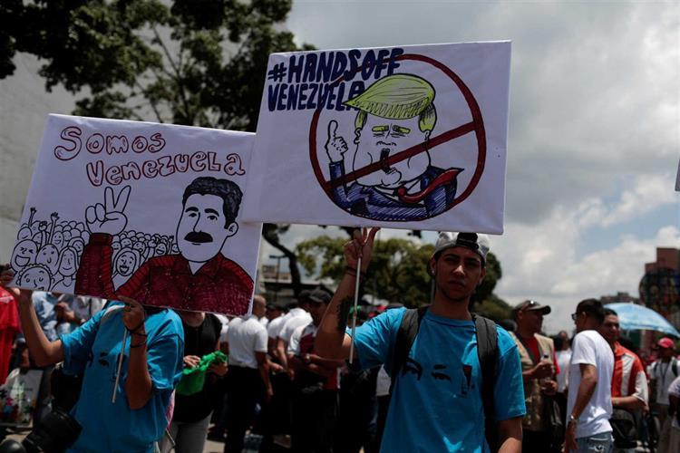 Maduro diz que Donald Trump é o 'novo Hitler' https://t.co/Dngxl65eP4