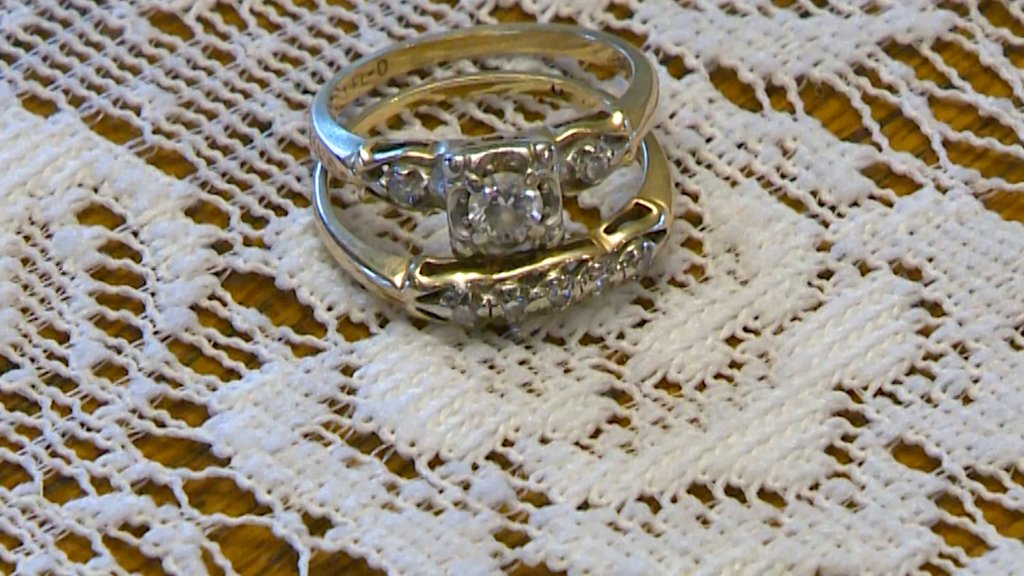 Lost and found: Woman reunited with engagement ring she thought was gone forever https://t.co/Z58suVxy4J