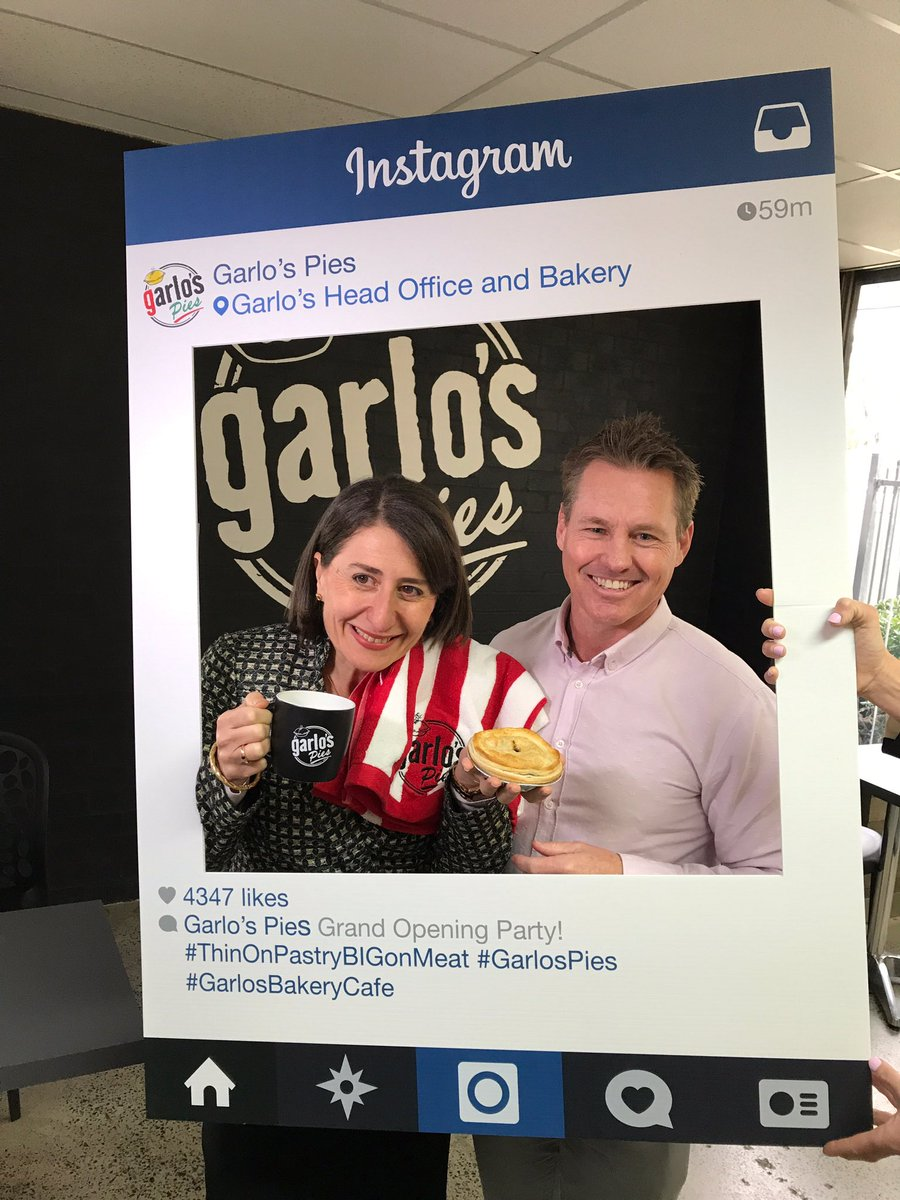 Congrats to Garlo's Pies on an outstandi...