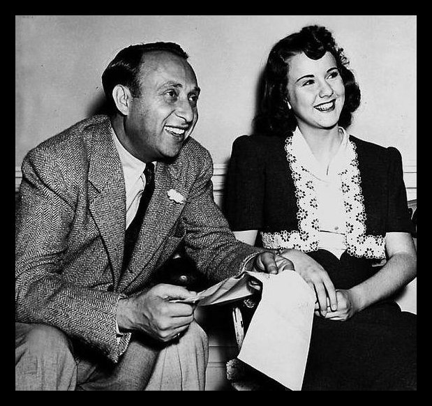 "Classic Movie Hub on Twitter: ""Joe Pasternak with Deanna Durbin...… """