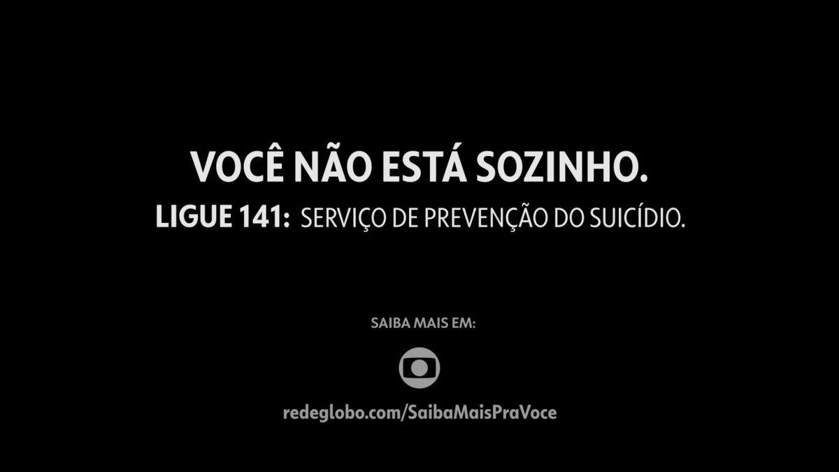 90% dos suicídios podem ser prevenidos! https://t.co/6puI3QeBSf #SobPressão