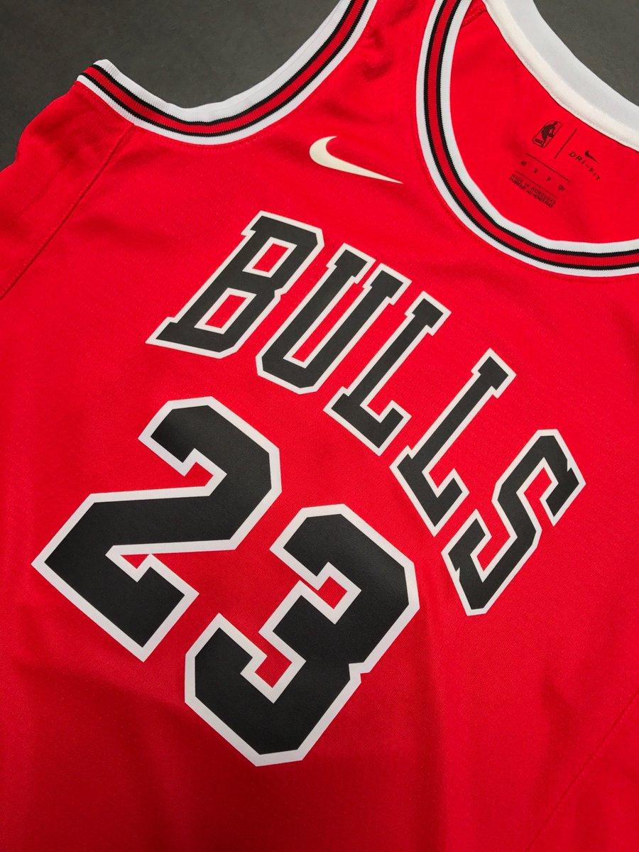 Nike and the Bulls will release new Michael Jordan jerseys, per @J23app