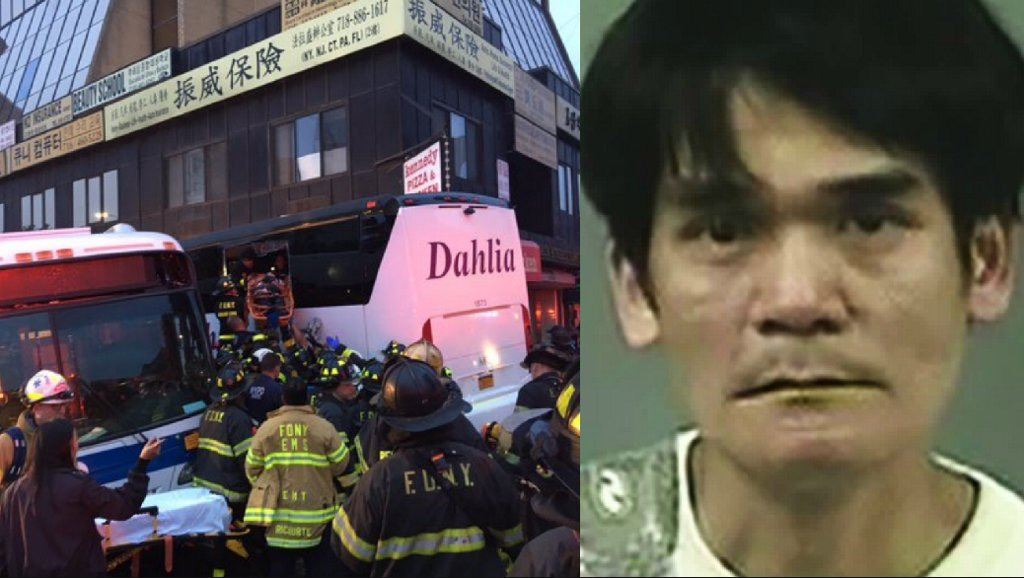 Bus in deadly Queens crash was way above speed limit: NTSB https://t.co/SdBthQ03Z1