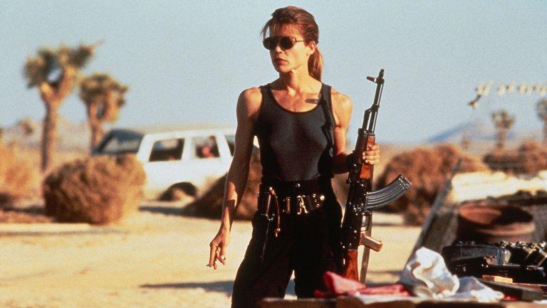 Exclusive: Linda Hamilton set to return to #Terminator franchise, James Cameron and @Schwarzenegger also involved https://t.co/qV3kV1cGZw