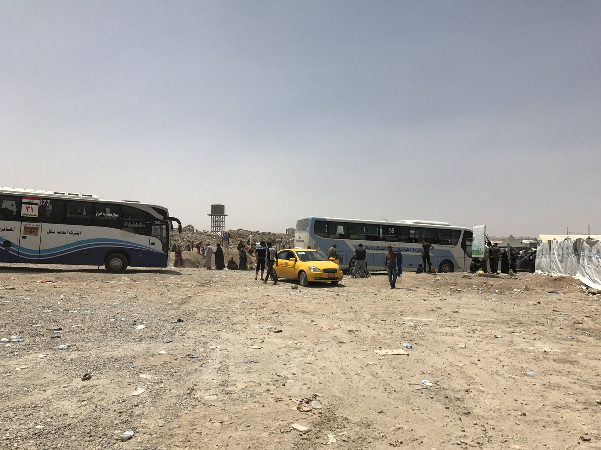 In limbo: 1,400 foreign women, kids who surrendered with #ISIS fighters, detained without charge in #Iraq.  https://www. hrw.org/news/2017/09/1 9/iraq/krg-1400-women-children-isis-areas-detained &nbsp; … <br>http://pic.twitter.com/LT3KkBUpNr