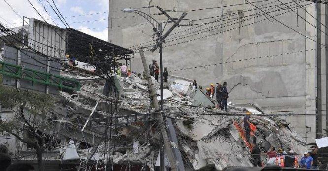 Le bilan du séisme au #Mexique s'alourdit : on dénombre désormais au moins 226 morts 😔👉 https://t.co/lSIElsD5TP