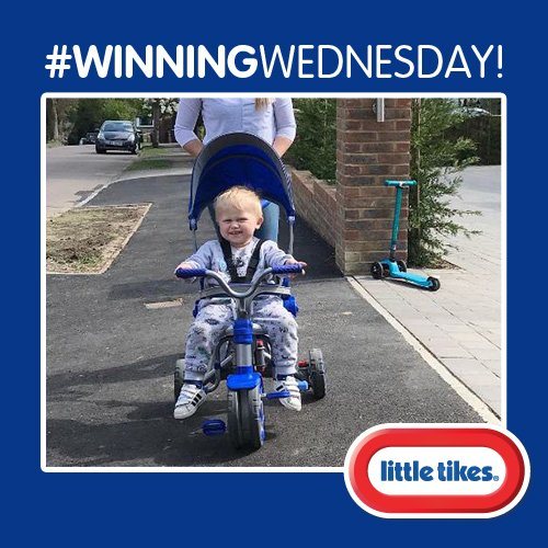 #WinningWednesday Follow and RT for your chance to #WIN a Fold n Go&#39;  5-in-1 Trike. #Competition ends: 20/09/2017 at midnight. <br>http://pic.twitter.com/fqUWGVI1W4