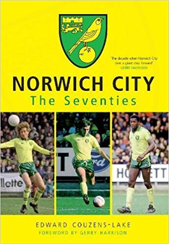 Giving away a copy of #ncfc The Seventies. Like or RT to win it, will pick someone at random Thursday AM and send. @EdCouzensLake<br>http://pic.twitter.com/0Pqztt3HYc