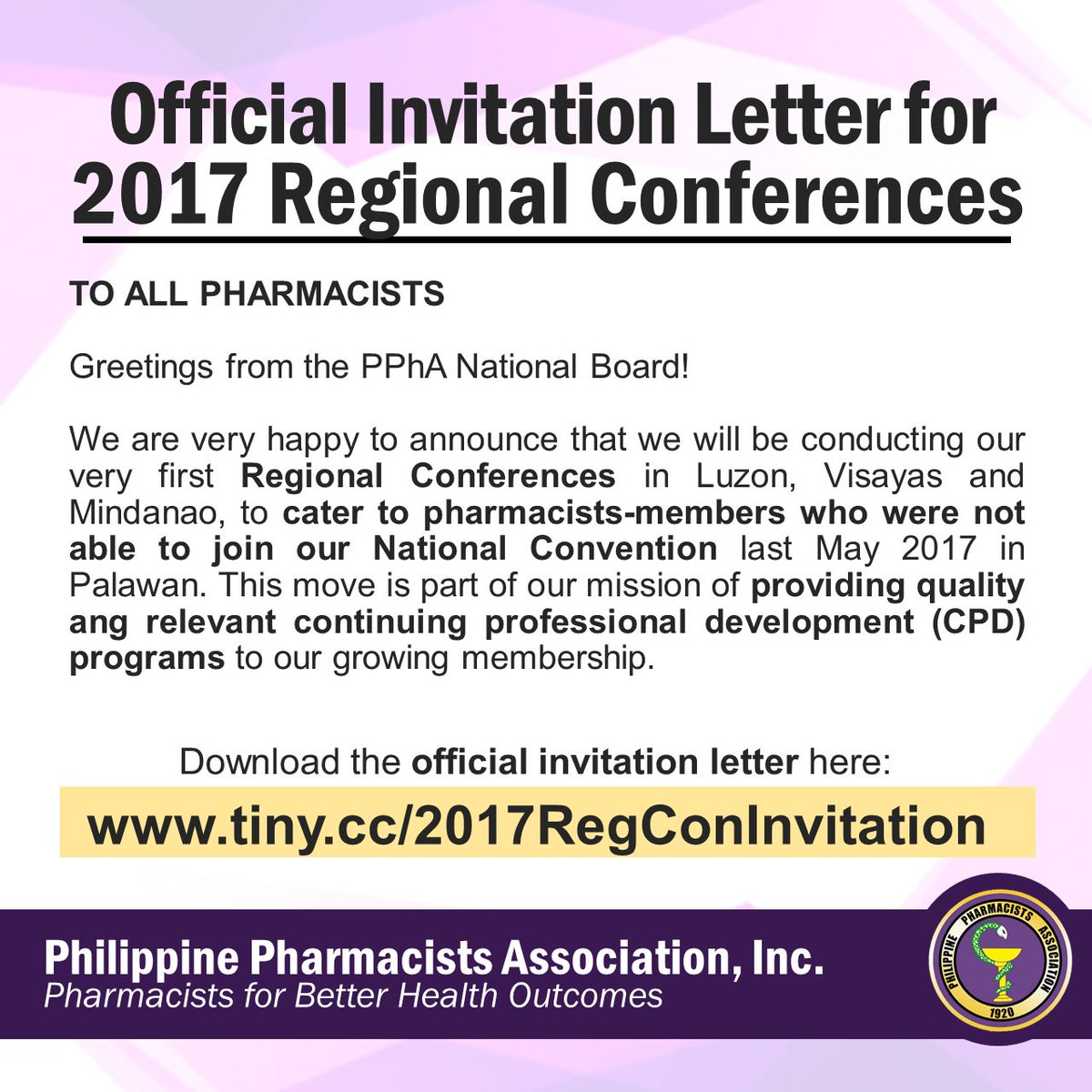 PPhA - Official on Twitter:
