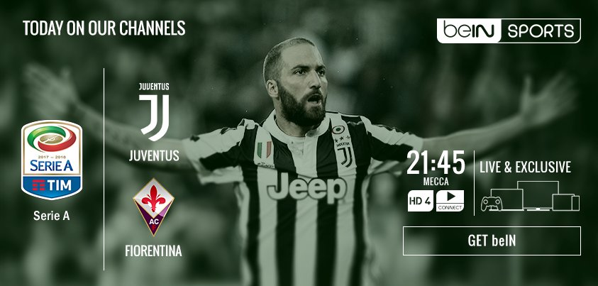 #Juve are going for a 5th consecutive league victory. Get beIN &amp; see if they make it:   http:// onbe.in/1K6M2Up  &nbsp;    +974-44-222-000 #SerieA<br>http://pic.twitter.com/4G0BRK9BeQ